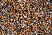 Detail mokré jemných oblázků — Stock fotografie
