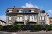 Tradycyjny dom z biarritz — Zdjęcie stockowe