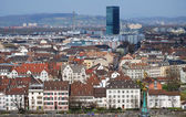 Old World City Architecture of Basel — Stockfoto