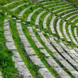 Theatron of the ancient Greek theater — Stock Photo #48202567