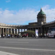 Kazan Cathedral. St. Petersburg. Russia. — Stock Video #45890451