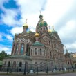 Church of the Savior on the Spilled Blood. St. Petersburg. Russia. timelapse — Stock Video #48467641