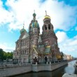 Church of the Savior on the Spilled Blood. St. Petersburg. Russia. timelapse — Stock Video #48467645