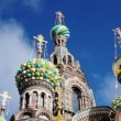 Church of the Savior on the Spilled Blood. St. Petersburg. Russia. timelapse — Stock Video #48471901