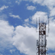 Communication towers — Stock Photo #33682069