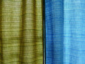 Art abstract of curtains. — Stock Photo