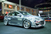 NONTABURI,THAILAND- June,30:Mazda Presented At The Thailand BANG — Stock Photo