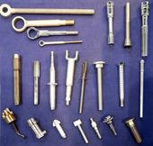Many type screws — Stock Photo