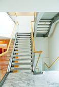 Modern staircase — Stock Photo