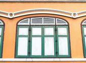 Vintage windows . — Fotografia Stock
