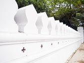 White wall . — Stock Photo