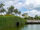 Vista del puente — Foto de Stock