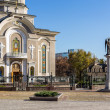 Stock Photo: Spaso-Preobrazhensky Cathedral