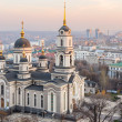 Spaso-Preobrazhensky Cathedral — Stock Photo
