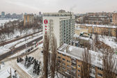 Donetsk skylines — Stock Photo