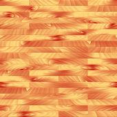 Seamless vector wood plank — Stock Vector