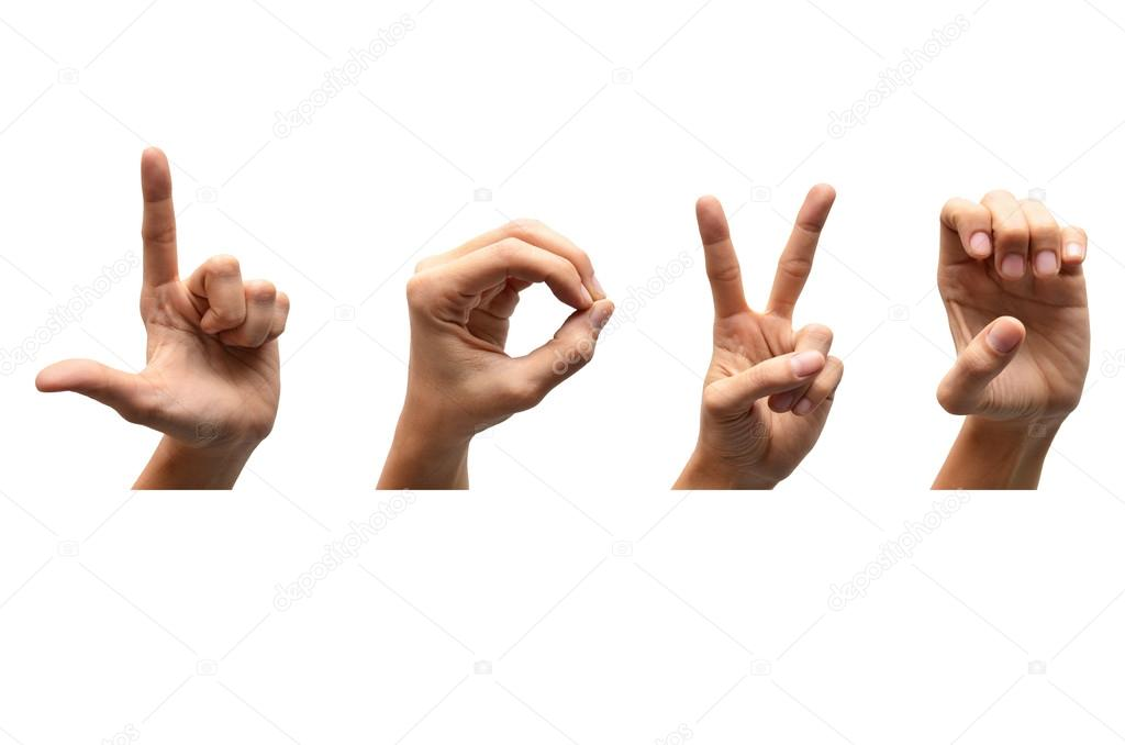 American Sign Language i Love You Love American Sign Language