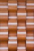 Wood background in waveform — Stock Photo