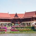 Thai style house — Stock Photo
