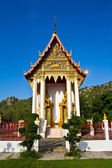 Thai buddhist temple — 图库照片
