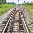Rail road — Stock Photo
