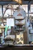 Old drilling machine — Photo