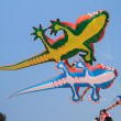 Stock Photo: Crocodile kite