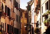 The Venetian buildings — Stock Photo