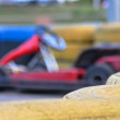 Stock Photo: Karting
