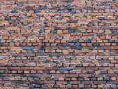 Backgrouund of brick wall — Stock Photo