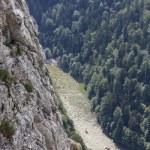 Spectacular river canyon in Pieniny, Poland — Stock Photo #39774133