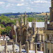 View of roofs and spires of oxford — Stock Photo #40165059