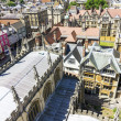 Aerial view of roofs of oxford — Stock Photo #41767349