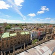 Aerial view of oxford, england — Stock Photo #42621383