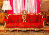 Luxurious furniture. Deluxe apartment — Stock Photo