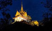 Phrabuddhachay Temple Saraburi, Thailand. — Stock Photo