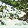 Waterfall in deep forest of Thailand  — Stock Photo
