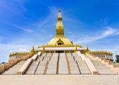 Pagoda Mahabua, Roi-Et, Thailand — Stock Photo