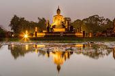 Parque histórico de sukhothai — Fotografia Stock