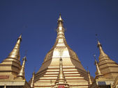 Sule Pagoda — Stock Photo