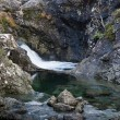 Stock Photo: Fairy Pools, Skye