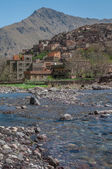 Imlil Village, Toubkal — Stock Photo