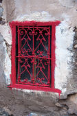 Red Window  — Stock Photo