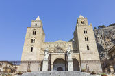 Cathedral of Cefalù, Sicily Italy — Stock Photo