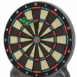Stock Photo: Darts game, triple 20