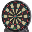 Darts game, number 17 — Stock Photo
