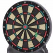 Stock Photo: Darts game, number 10