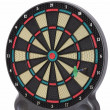 Darts game, number 10 — Stock Photo #33923821