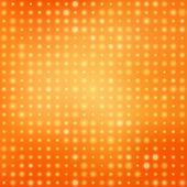 Sfondo astratto con cerchi di luce — Vettoriale Stock