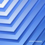 Abstract Blue Background — Stok Vektör
